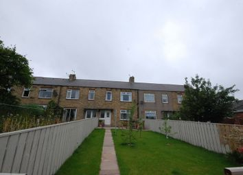 Thumbnail 3 bedroom terraced house for sale in First Row, Linton Colliery, Morpeth