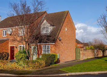 Thumbnail 1 bed end terrace house for sale in 42 Romsey Drive, Belmont, Hereford