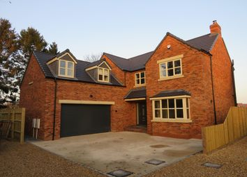 Thumbnail 4 bed property to rent in Barrier Bank, Cowbit, Spalding
