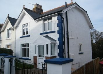Thumbnail 3 bedroom property to rent in Garfield Road, Shanklin