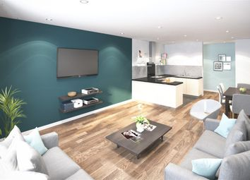 Thumbnail 1 bedroom flat for sale in Studio/Cluster/En-Suite Flats For Sale, Fox St, Liverpool