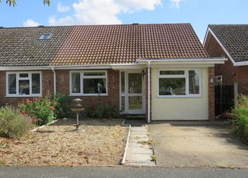 Thumbnail 3 bed bungalow to rent in Raven Close, Mildenhall, Bury St. Edmunds