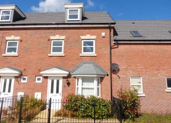 Thumbnail 4 bed terraced house to rent in Rudloe Drive, Kingsway, Gloucester