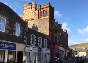 Thumbnail 2 bedroom flat to rent in High Street, Galashiels, Scottish Borders