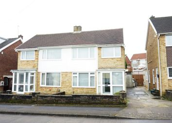 3 bed semi-detached house for sale in Penrhiw Road, Swansea SA6