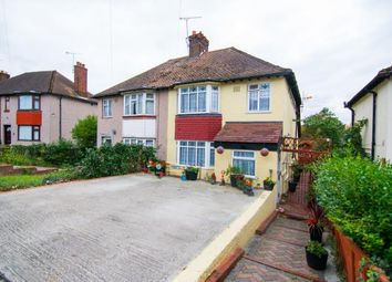 Thumbnail 4 bedroom semi-detached house for sale in Purfleet, Essex