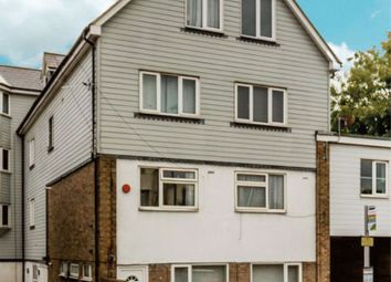 Thumbnail 1 bed flat for sale in Egerton Villas, Green Lane, Folkestone