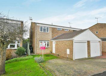Thumbnail 3 bed semi-detached house for sale in Berton Close, Blunsdon, Swindon