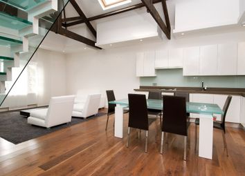 Thumbnail 2 bedroom flat to rent in Rosslyn Hill, Hampstead