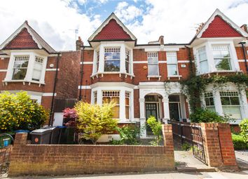 Thumbnail 4 bed semi-detached house for sale in Milman Road, Queens Park, London