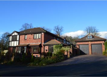 Thumbnail 5 bed detached house for sale in Sautridge Close, Manchester