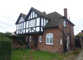 Thumbnail 3 bed semi-detached house for sale in Hook Rise South, Surbiton