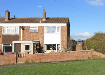 Thumbnail 3 bed end terrace house for sale in Greenfields, Sellindge