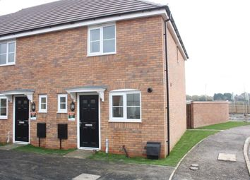 Thumbnail 2 bed property to rent in Indigo Drive, Burbage, Leicestershire