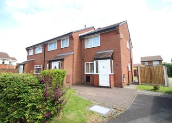 Thumbnail 2 bed end terrace house for sale in Kingston Close, Liverpool, Merseyside