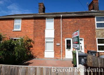 Thumbnail 3 bed terraced house for sale in Yarmouth Road, Hemsby, Great Yarmouth