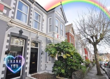 3 bed terraced house for sale in Kingswood Park Avenue, Plymouth PL3