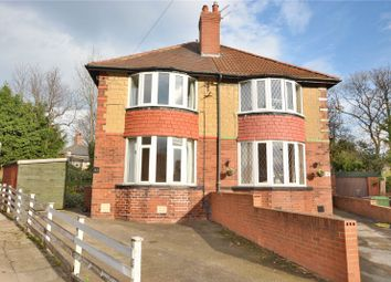 Thumbnail 2 bed semi-detached house for sale in Roxholme Terrace, Chapel Allerton, Leeds
