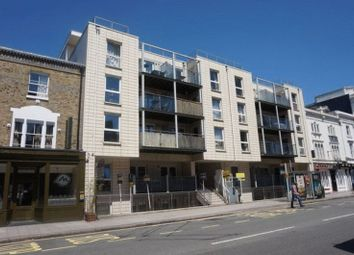 Thumbnail 1 bed flat for sale in Canute Road, Ocean Village, Southampton