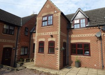 Thumbnail 2 bed terraced house for sale in Cold Overton Road, Oakham
