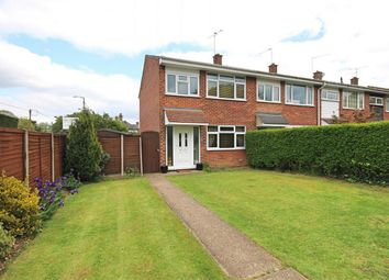 Thumbnail 3 bed end terrace house for sale in Hance Lane, Rayne, Braintree, Essex