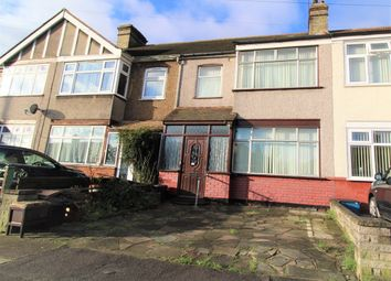 Thumbnail 3 bed terraced house to rent in Heybridge Drive, Ilford