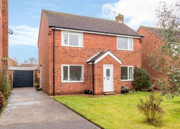 Thumbnail 4 bed detached house for sale in Garth Avenue, North Duffield, Selby