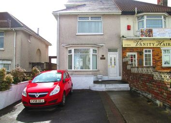 Thumbnail 4 bedroom semi-detached house for sale in Tycoch Road, Sketty, Swansea, City & County Of Swansea.