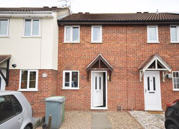 2 bed terraced house for sale in Lindley Close, Old Catton, Norwich NR6