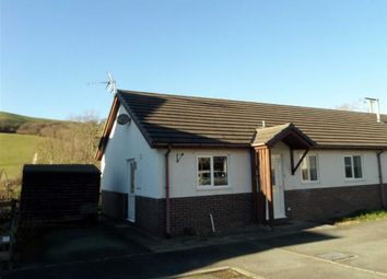 Thumbnail 2 bed bungalow for sale in Maes Afallen, Bow Street, Ceredigion