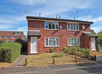 Thumbnail 1 bed maisonette for sale in Hawkesbury Close, Church Hill, Redditch