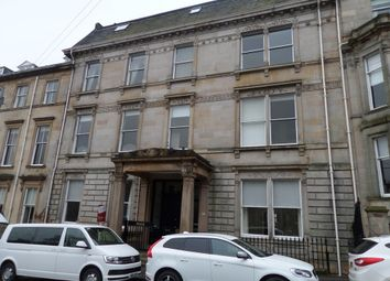 Thumbnail 1 bed flat to rent in Lynedoch St, Park Circus, Glasgow