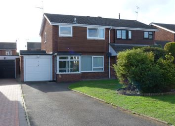 Thumbnail 3 bed property for sale in Templars Way, Penkridge, Stafford