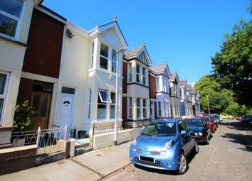 Thumbnail 3 bedroom terraced house to rent in Edgcumbe Avenue, Stoke, Plymouth