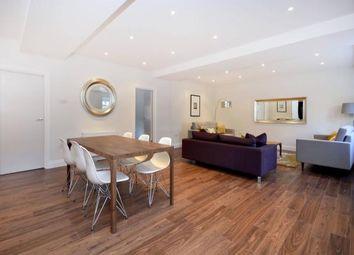 Thumbnail 4 bed flat to rent in Belsize Road, Kilburn