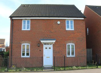 Thumbnail 4 bed detached house for sale in Falcon Drive, Old Stratford, Milton Keynes, Northamptonshire