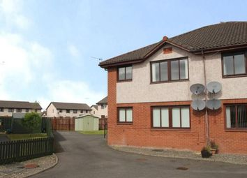 Thumbnail 2 bed flat for sale in Colliers Road, Stirling, Stirlingshire