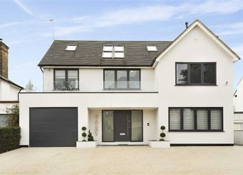 Thumbnail 5 bed detached house for sale in Arkley Drive, Arkley, Hertfordshire