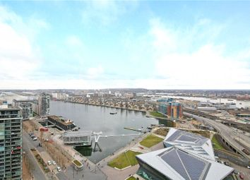 Thumbnail 3 bedroom flat for sale in Hoola, 3 Tidal Basin Road, Royal Docks, London