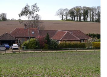 Thumbnail 6 bed barn conversion for sale in Felbrigg Road, Roughton, Norwich
