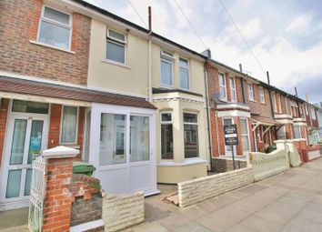 Thumbnail 3 bed terraced house for sale in Mayles Road, Southsea