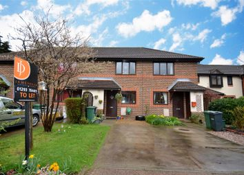 Thumbnail 2 bed terraced house to rent in Woodlands, Copse Lane, Horley