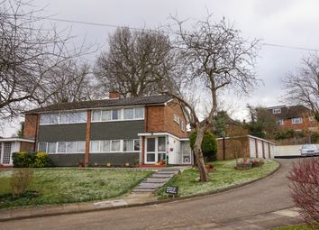 Thumbnail 2 bed maisonette to rent in Lonsdale Drive, Enfield