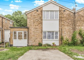 Thumbnail 3 bedroom semi-detached house for sale in Bedwell Crescent, Stevenage