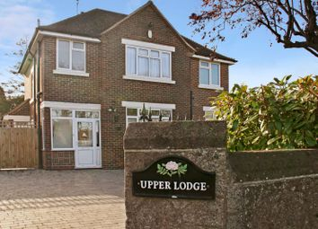 Thumbnail 3 bed detached house to rent in Downs Road, Epsom