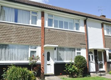 Thumbnail 2 bed maisonette for sale in The Priory, Writtle, Chelmsford, Essex