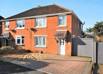 Thumbnail 3 bedroom semi-detached house for sale in Wakefield Road, Southampton
