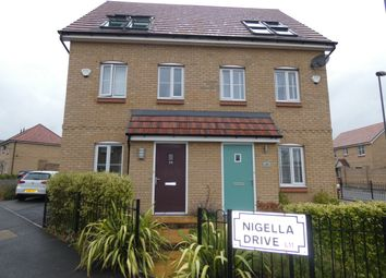 Thumbnail 3 bed semi-detached house for sale in Nigella Drive, Liverpool