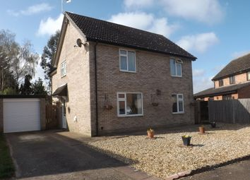 Thumbnail 4 bedroom property for sale in Nunnery Drive, Thetford