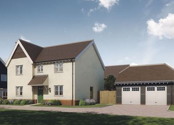 "Thumbnail 4 bed property for sale in ""The Woodbridge"" at London Road, Great Notley, Braintree"